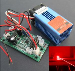 DIY 200mW 650nm Red Laser Module Kit