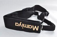 Mamiya rz67 rb67 m645 series cámara cinturón ** Mint ** top ** Camera Strap