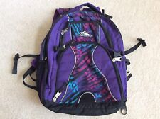 High Sierra Laptop Backpack - x-Large  Purple girls Bag 6 Zip Compartments  (p3)