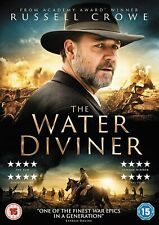 The Water Diviner [DVD] [2015] boxed and sealed.