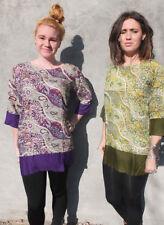 Hauts et chemises tuniques, caftans taille unique pour femme