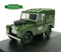 BNIB OO GAUGE OXFORD 1:76 76LAN188006 LAND ROVER POST OFFICE TELEPHONES GREEN