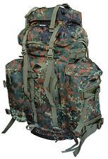 BW Bundeswehr Flecktarn Backpack Mountain infantry Army Pack US