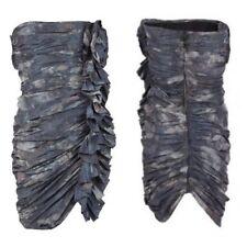 BNWT ALLSAINTS LOST GAME FREYA DRESS, VINTAGE BLACK - UK SIZE 10. RRP: £180