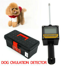 New listing Pet Dog Ovulation Breeding Whelping Detector Bitch Dog Mating Ovulating Tester