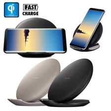 Qi Fast Wireless Charger Rapid Charging Stand for Samsung Galaxy S9 / S9 Plus
