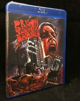 Prison of the Psychotic Damned Blu-ray SRS Ghost Hunter Horror Limited ONLY 100