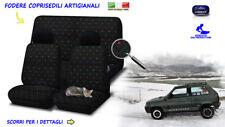 Per Fiat Panda 4x4 1986>2003 fodere coprisedili per sedile auto foderine set kit