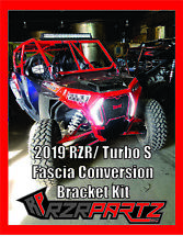 RZR XP1000/ XP Turbo Front Fascia Conversion Bracket V2.0