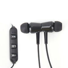 Magnetic Wireless Bluetooth Earphone Sports Headphone Bass Headset RD