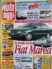 Auto Oggi n°28 1996 Audi A3 1.6 - Lancia K 2.0 - Sfida tra 7 motori GTI [Q201]
