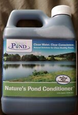 Natural Pond Conditioner Muck/Algae Digester Clairifier Pond/Lake 1 Qt Enzyme