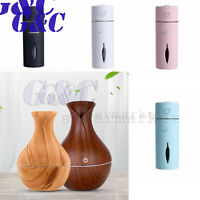 Electric Air Diffuser Aroma Oil Humidifier Night Light Home Relaxing Defuser
