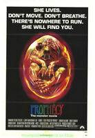 PROPHECY MOVIE POSTER Original 1979 Folded  27x41 HORROR One Sheet