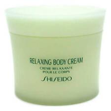 Shiseido Relaxing Body Cream 200 ml. / Creme Relaxante Pour Le Corps