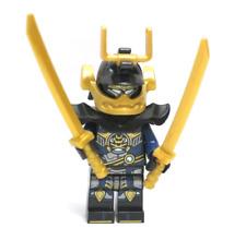 LEGO Ninjago Samurai X Pixal Minifigure w/ weapons New 70625 Hands of Time