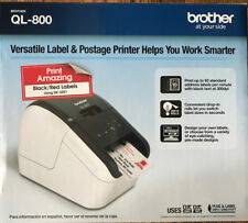 Brother QL-800 Versatile Label & Postage Professional Printer