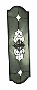 Scratch & Dent Galvanized Metal Art Floral Medallion Wall Hanging