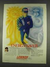 1977 Lennox Heating and Air Conditioning Ad - Saver