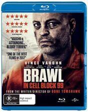 Brawl In Cell Block 99 (Blu-ray, 2018) NEW