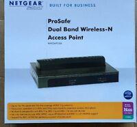 NEW NETGEAR PROSAFE DUAL BAND WIRELESS-N ACCESS POINT WNDAP350