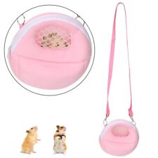 Outgoing Travel Cage Pet Carrier Hamster Carry Pouch Cotton Portable Safety Bag