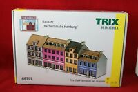 "Minitrix 66303 Spur N Lasercut-Bausatz ""Herbertstrasse Hamburg""/NEU/OVP"
