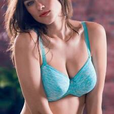PRIMA DONNA TWIST 0141441 IT GIRL FULL CUP BRA IN CURACAO BLUE SIZE 34F U.K.