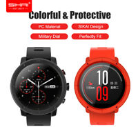 Fashion PC Case Cover For Xiaomi Huami Amazfit Stratos Pace 2 Sports Smart Watch