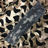 NEW HK Army Paintball Headband Padded Tying Head Band - Digital Subdued Urban