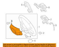 TOYOTA OEM 11-15 Sienna Steering Wheel-Rear Cover Panel Trim 4518408030B0