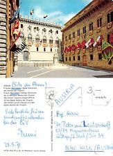 Siena - Piazza Salimbeni Sede Centrale Monte Paschi VIAGGIATA AUSTRIA (A-L 161)