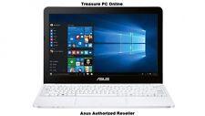 "Asus VivoBook X206HA-FD0088T White Notebook Intel Q-Core x5 Z8350 4GB RAM 11.6"""