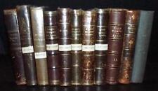 Rare Jewish History Complete 1stEd Graetz 11V Geschichte der Juden Judaica