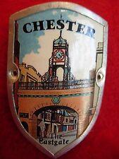Chester used badge stocknagel hiking medallion G5178