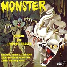Monster sons-Volume 1 - 50's and 60's d'horreur-Sons