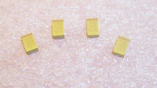 QTY (50) 33uf 16V D CASE SURFACE MOUNT TANTALUM CAPACITORS T491D336K016AS KEMET