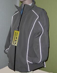 Blouson  Jacke  Windjacke HKM schlammfarben,  Gr.XL wie Gr40
