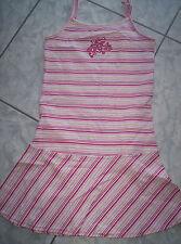 "Süßes ""TCM""Shirt-Kleid , gestreift m. Motiv, neuw. Gr. 146/152"
