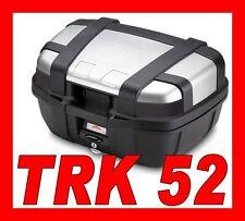 GIVI  VALIGIA TREKKER TRK52 - 52 LITRI TRK 52N MONOKEY BAULE 52 POSTERIORE
