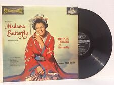 "Puccini: ""Madame Butterfly"" - Renata Tebaldi, conducted by Tullio Serafin - NM"