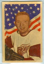 Ian Cushenan 1963-64 Parkhurst '63 NHL Parkie Card #49 NMM Detroit Red Wings