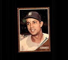 1962 Topps 173 Chico Fernandez VG-EX #D401854