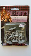 RAL PARTHA SPACE KNIGHTS NECROVORE REGULARS  #93-450 FACTORY MASTER SEALED