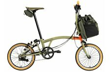 Brompton Explore 2020 Folding Bike Worldwide P&P