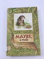 Maybe A Mole - Julia Cunningham (Hardcover, 1974)
