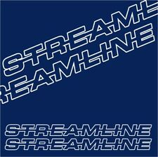 STREAMLINE Decals / stickers - Scania