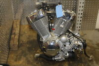 2007 HONDA SHADOW AERO 750 VT750CA  ENGINE MOTOR 7,229 MILES