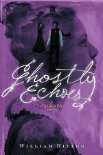 Ghostly Echoes: A Jackaby Novel-ExLibrary