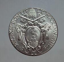 #AN - Vaticano Pio XII 1 Lira 1941
